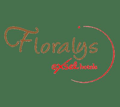 logo floralys hotels exsel la reunion
