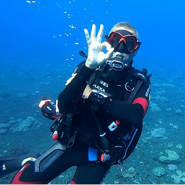 DECOUVRIROpenwaterdiver